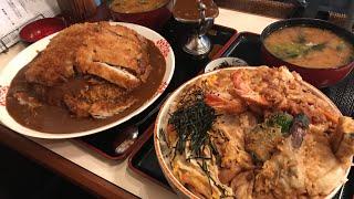 【大食い】総重量7.8キロ メガ!2丼チャレンジ【チャレンジ】