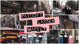 Rajouri Garden Market, Delhi