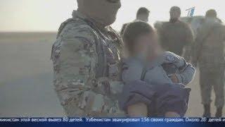 Казахстанка рассказала как оказалась в Сирии