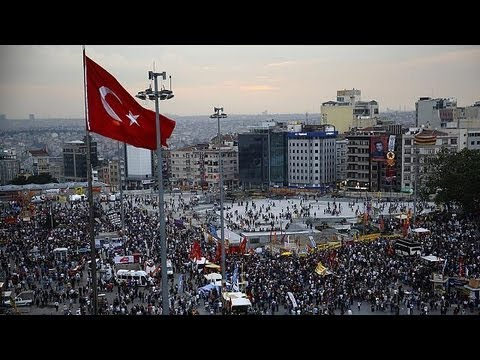 'Muslim Anti-Capitalists' defy government portrayal of Turkey protesters