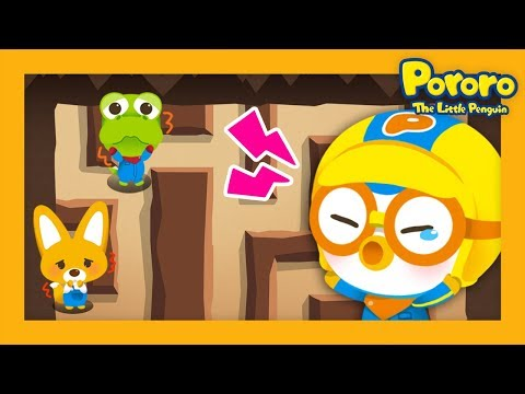 Science For Kids L Game Play #1 L Game For Kids L Pororo The Little Penguin