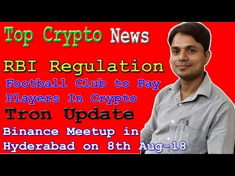 Latest Cryptocurrency News today | Good News for Cryptocurrency users in India |
