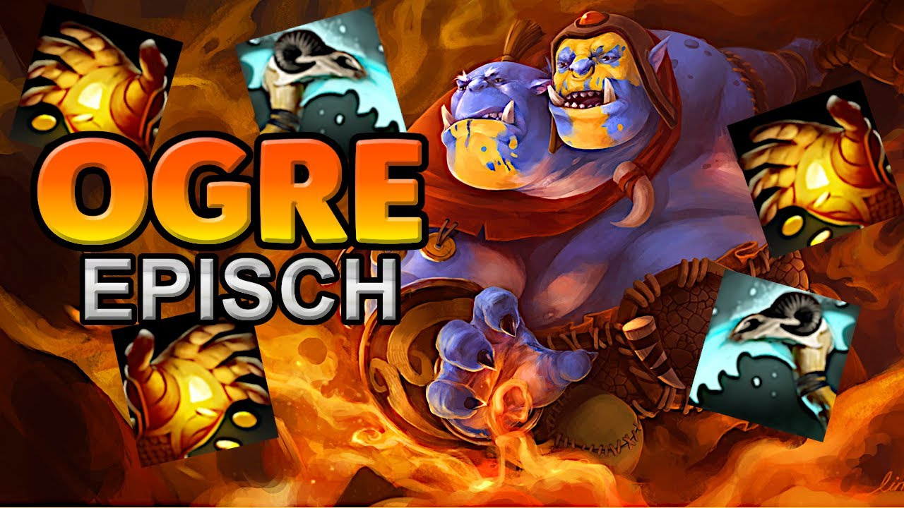 Ogre Deutsch
