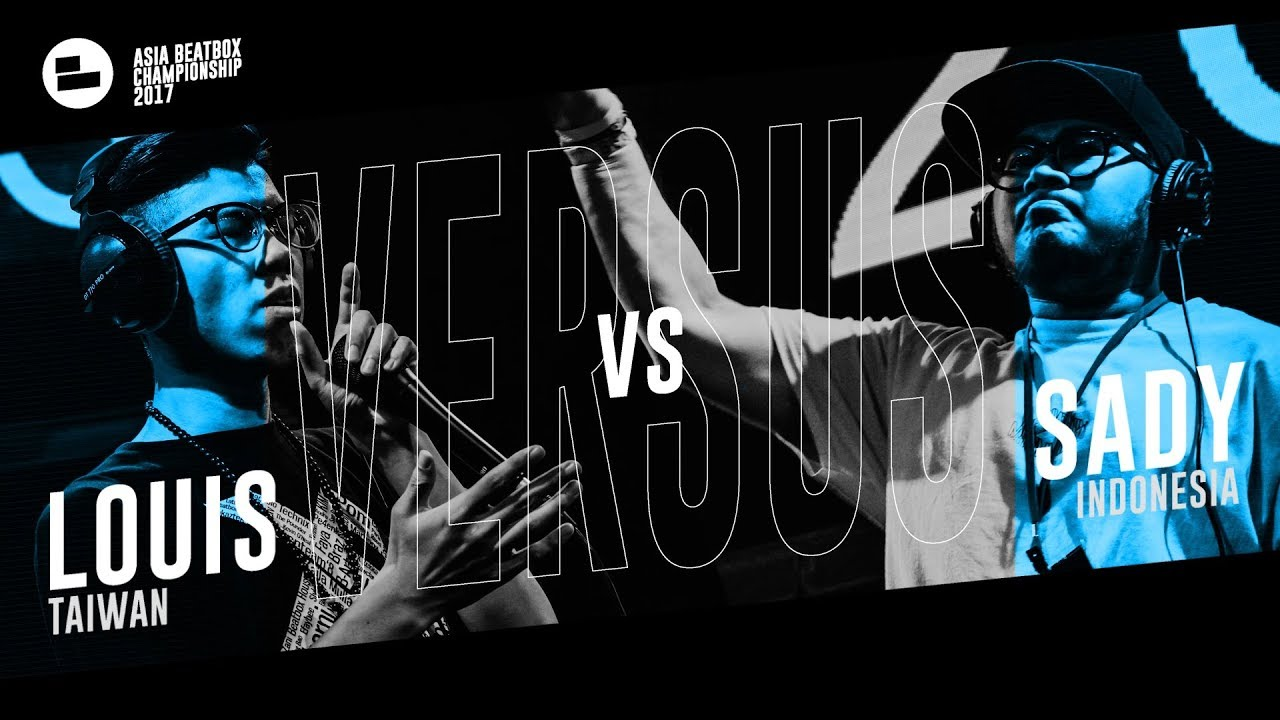 Download Louis (TW) vs SADY (ID)|Asia Beatbox Championship 2017 Top 4 Loopstation Beatbox Battle