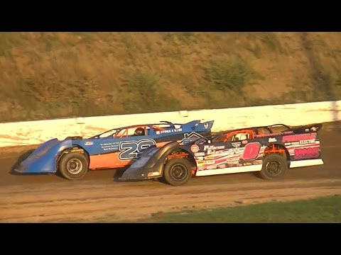 360 Late Model Heat Two | Genesee Speedway | 9-3-16