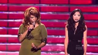 Jessica Sanchez & Jennifer Holliday - Final Performance of American Idol Season 11