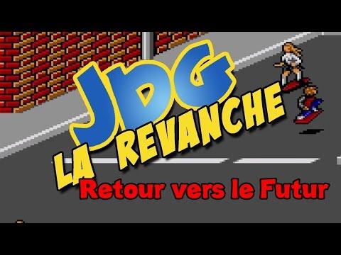 JDG la revanche - retour vers le futur 2 - Master System