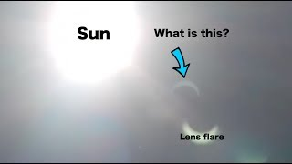 Our Projected Sun over a FLAT EARTH