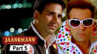 सलमान खान बन गए एल्विस परसली | Jaan-E-Mann - Phim hài Superhit Phần 5 - Akshay Kumar