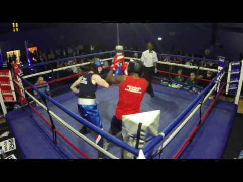 Ultra White Collar Boxing | Aldershot | Charles Mandenge VS