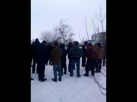 забастовка в Морозовске