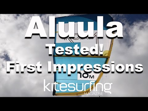 Aluula Kite Review