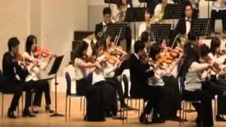 2009.2.15国立音楽院管弦楽団 指揮 飯吉高 「シンコペーテッドクロック」
