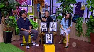 Video Lukisan Wajah dari Pita Kaset Ini Mirip Aslinya! download MP3, 3GP, MP4, WEBM, AVI, FLV Juli 2018