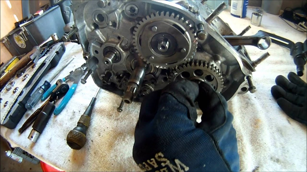 hight resolution of yamaha blaster engine disassembly