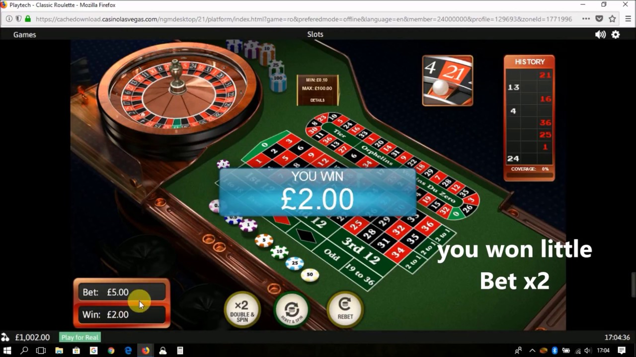 Red Black Roulette Strategy