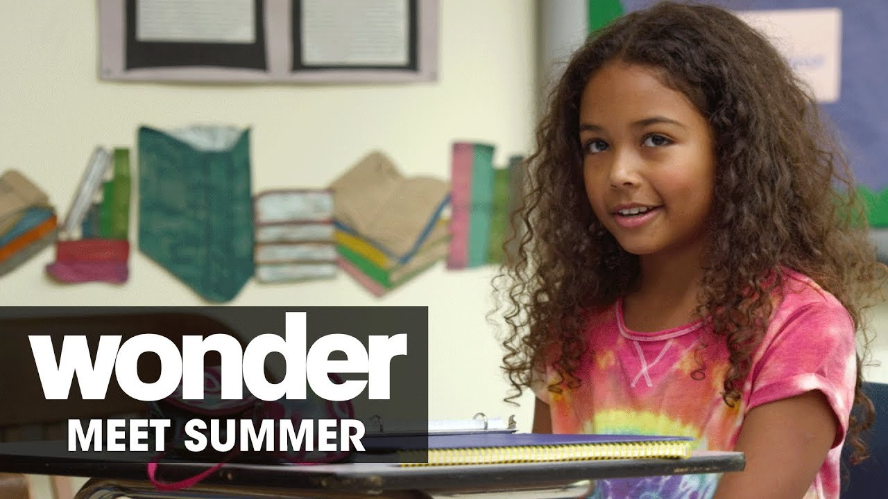 Wonder (2017 Movie) – Meet Summer (Millie Davis)
