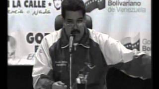 """Maduro: Uno de los narcos capturados pertenece a la banda  """"Los Urabeños"""""""