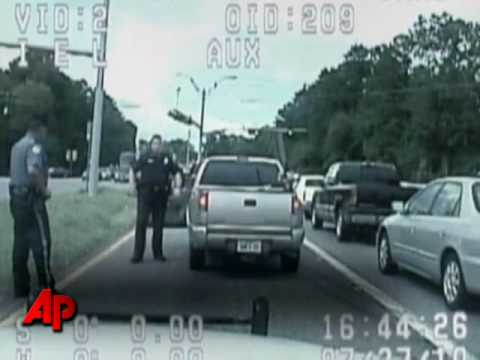Cop Quits Over Traffic Stop of Elderly Speeder