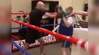 видео: Игорь Крутой признался, что любит бокс и опубликовал доказательство
