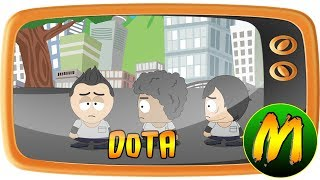 CHIKI TINGS: DOTA
