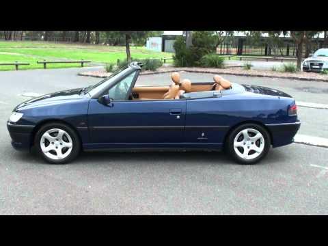 306 Cabrio Walkaround