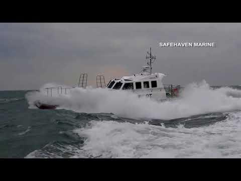 Svitzer Pilot 48 sea trials Day 1
