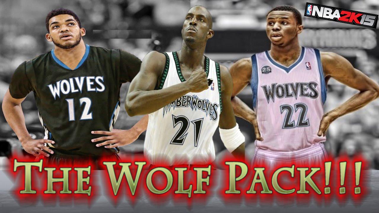 Nba 2k15 Minnesota Timberwolves My Gm Ep 9 The Wolf Pack