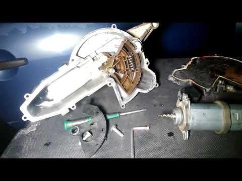 Фото к видео: привод сцепления. clutch actuator. citroen c3