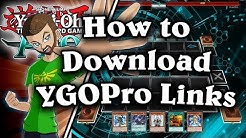 How to Download YGOPro Percy w/ Links Tutorial 2018
