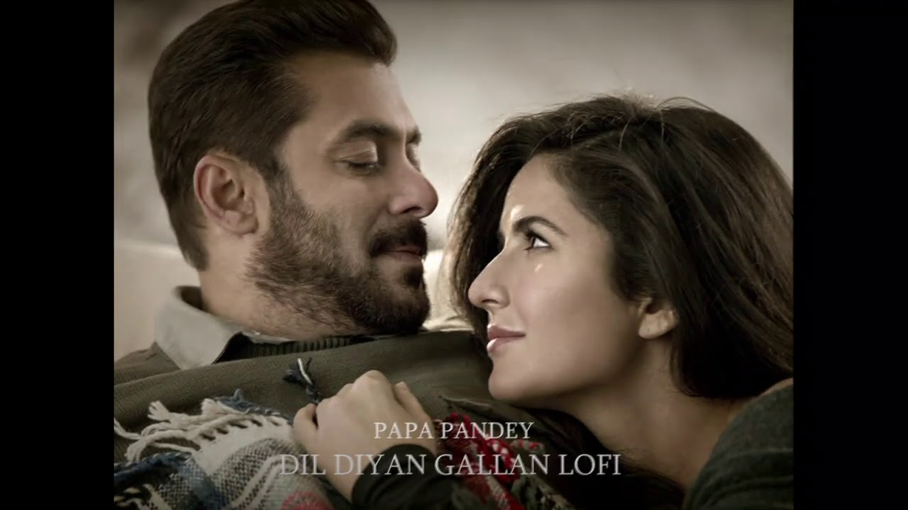 Dil Diyan Gallan (Papa Pandey Flip) | Indian Lofi | Bollywood Lofi