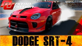 AWD Dodge SRT-4 - Drag Nitro Nation для андроид гонки на тюнингованых