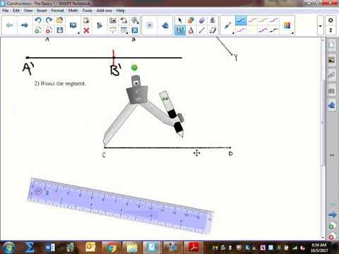 Constructions- The Basics