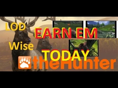 Earn EM for The Hunter fast and easy-LODWise