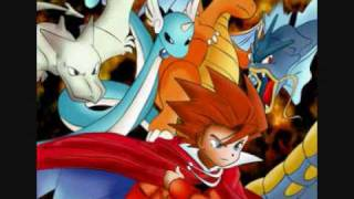 Pokemon Gold/Silver - Lance/Red battle rock remix EXTENDED
