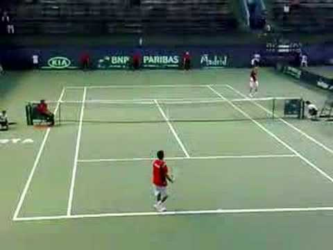 Indonesia vs Hong Kong Davis Cup Tennis Match