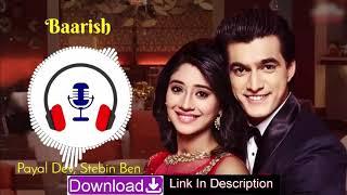 Baarish Ringtone Download | Tumhe barish bada yaad karti hai Ringtone || Latest Hindi Song Ringtone