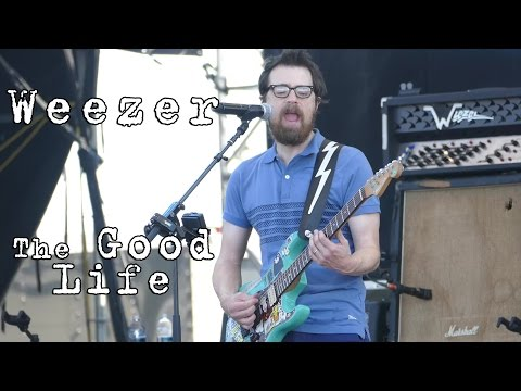 Weezer: The Good Life [4K] 2015-08-02 - Gathering of the Vibes
