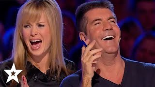 AMAZING AUDITIONS That BLEW-UP The Internet on Britain's Got Talent 2009 | Got Talent Global