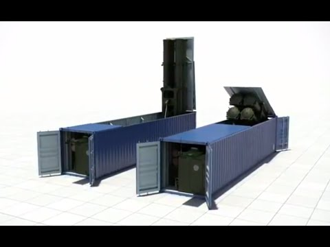 Club-K Container Missile System