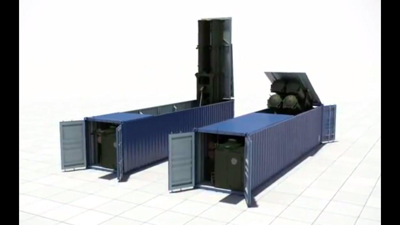 Resultado de imagen para Club-K Container Missile System
