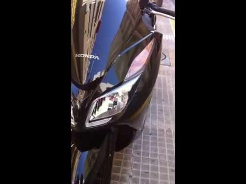 Honda Forza 300 NSS 300 Honda Motos Valencia concesionario oficial Honda valencia