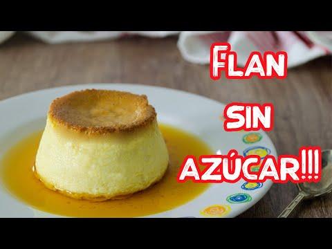 FLAN SIN AZUCAR | MATIAS CHAVERO