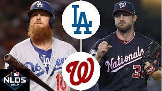 Los Angeles Dodgers vs. Washington Nationals Highlights | NLDS Game 4 (2019)