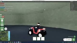 Roblox [Backpacking Beta] ATV driveing test