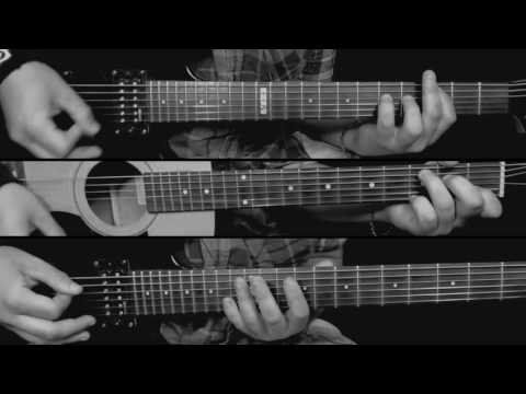 "Breaking Benjamin ""Give Me a Sign"" Guitar Cover"