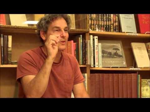 "Martin Lee, ""Smoke Signals"" book reading"