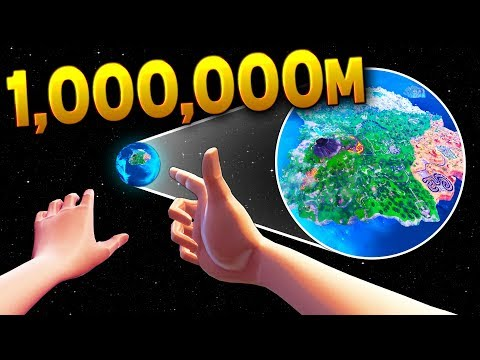 1,000,000m ABOVE GROUND RECORD!! - Fortnite Funny WTF Fails and Daily Best Moments Ep. 1095