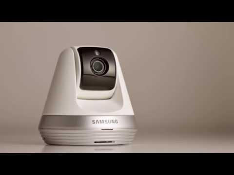Samsung SmartCam baby monitor SNH V6410PNW