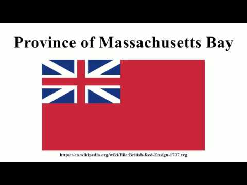 Province of Massachusetts Bay